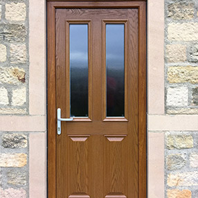 Double Galzing Door Gallery Image 1