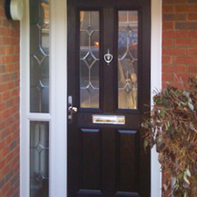 Composite and Double Glazing Door Installation Harrogate